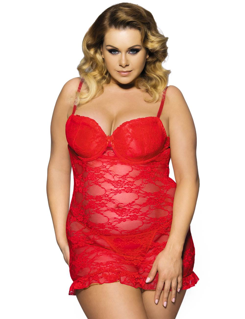 Wholesale Plus Size Lingerie,Plus Size Babydoll & Lingerie For Fat ...