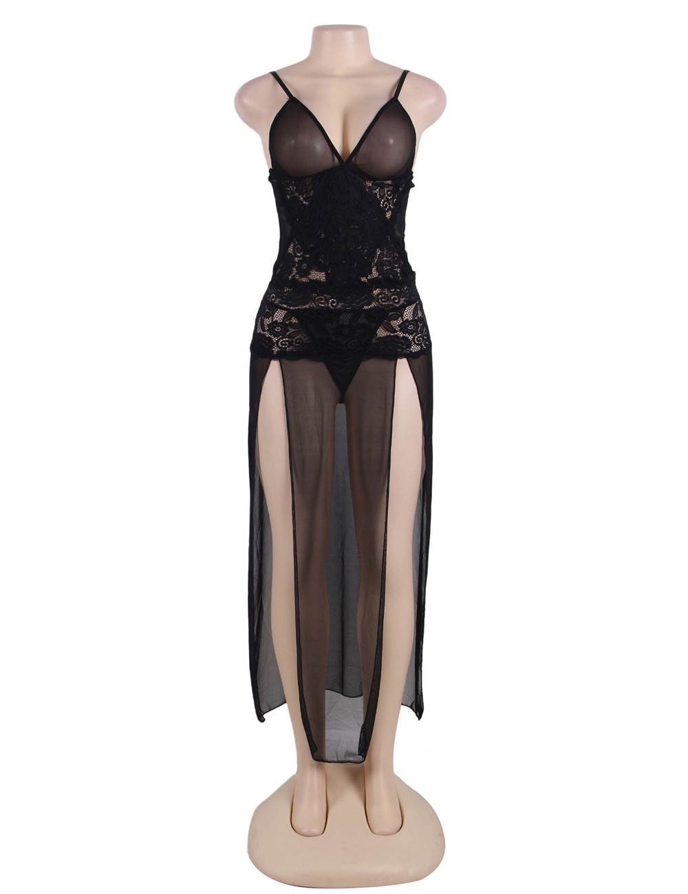 transparent nightwear for ladies