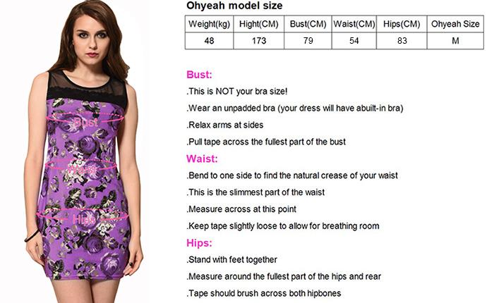 Ohyeah Women s Panty Size Chart (CM IN) 3736c497f